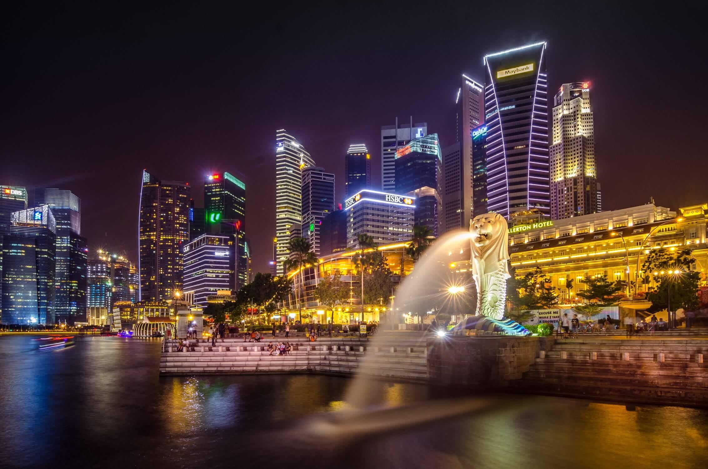 singapore kryptovaluta
